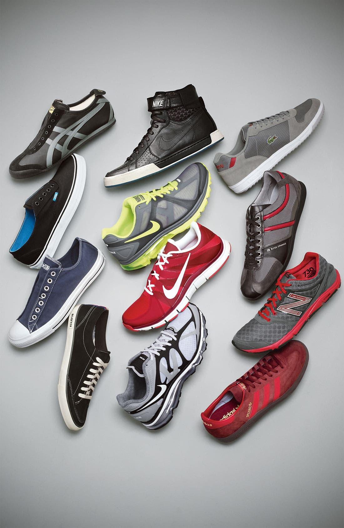 ,                             'Air Flytop' Sneaker,                             Main thumbnail 1, color,                             001