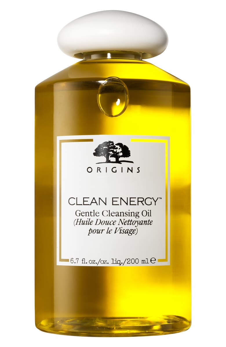 ORIGINS Clean Energy<sup>™</sup> Gentle Cleansing Oil, Main, color, 000