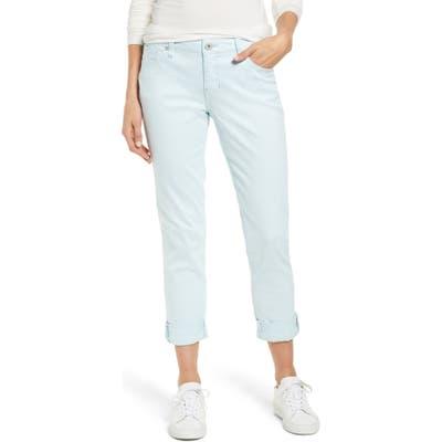 Jag Jeans Carter Girlfriend Stretch Cotton Jeans, Blue
