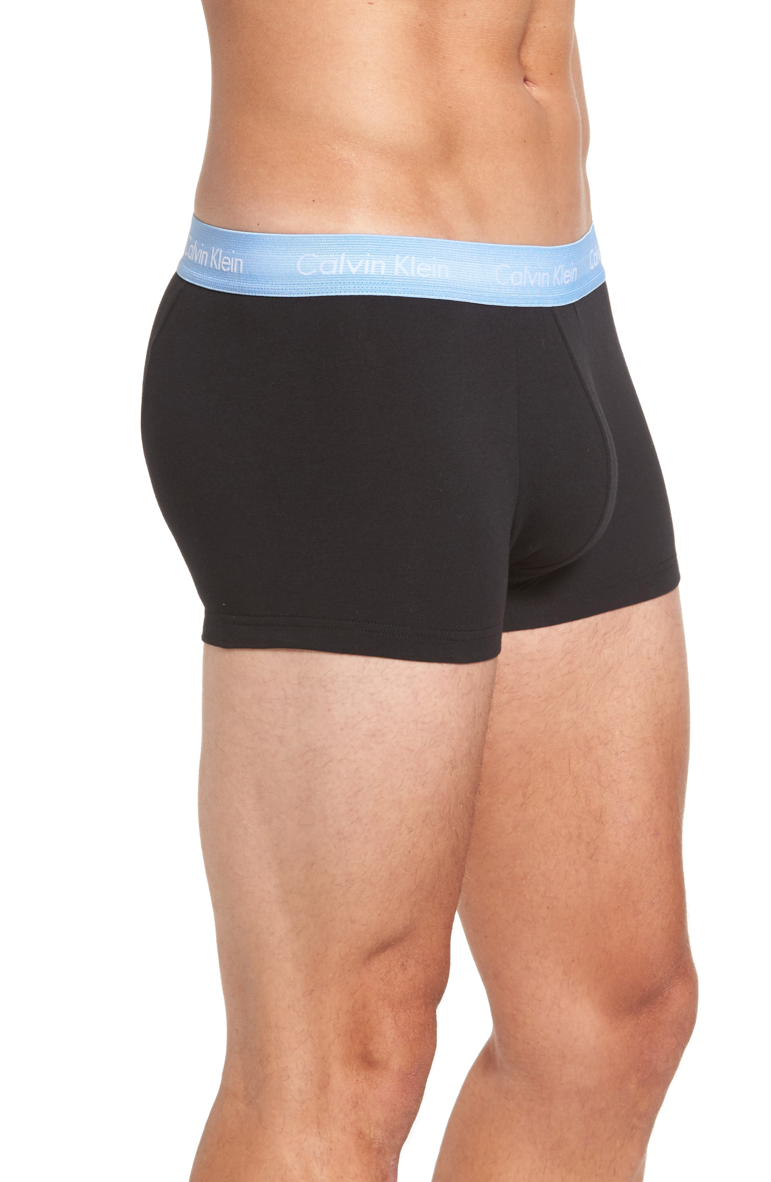 ,                             3-Pack Stretch Cotton Low Rise Trunks,                             Alternate thumbnail 87, color,                             400