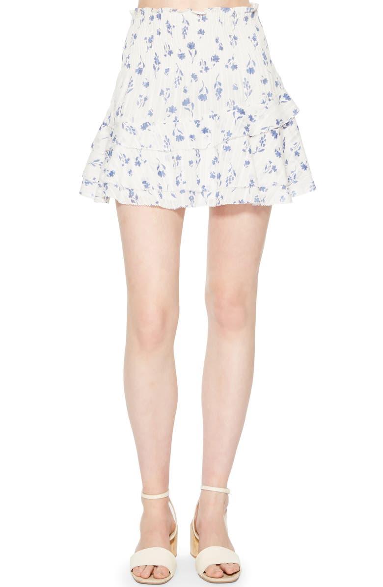 PARKER Valentina Skirt, Main, color, ROME