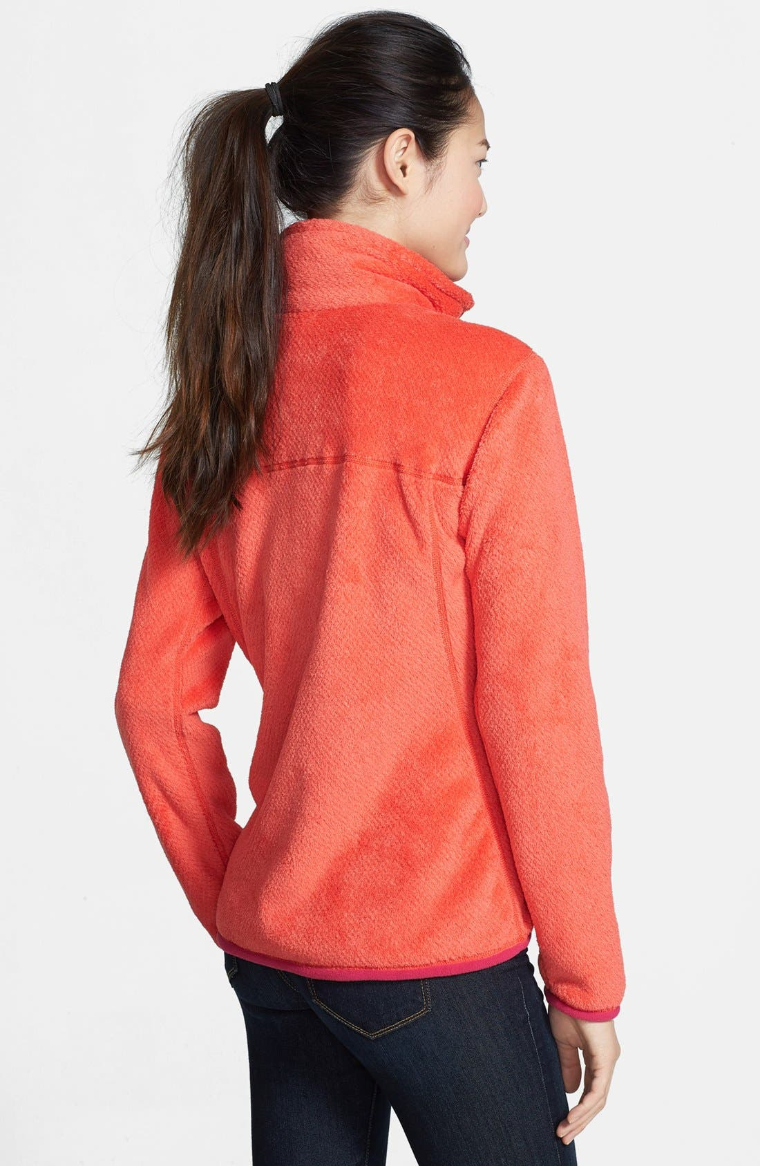 ,                             Re-Tool Snap-T<sup>®</sup> Fleece Pullover,                             Alternate thumbnail 194, color,                             655