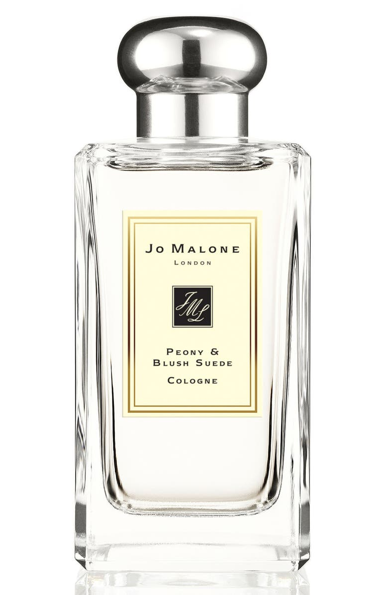 JO MALONE LONDON<SUP>™</SUP> Peony & Blush Suede Cologne, Main, color, NO COLOR