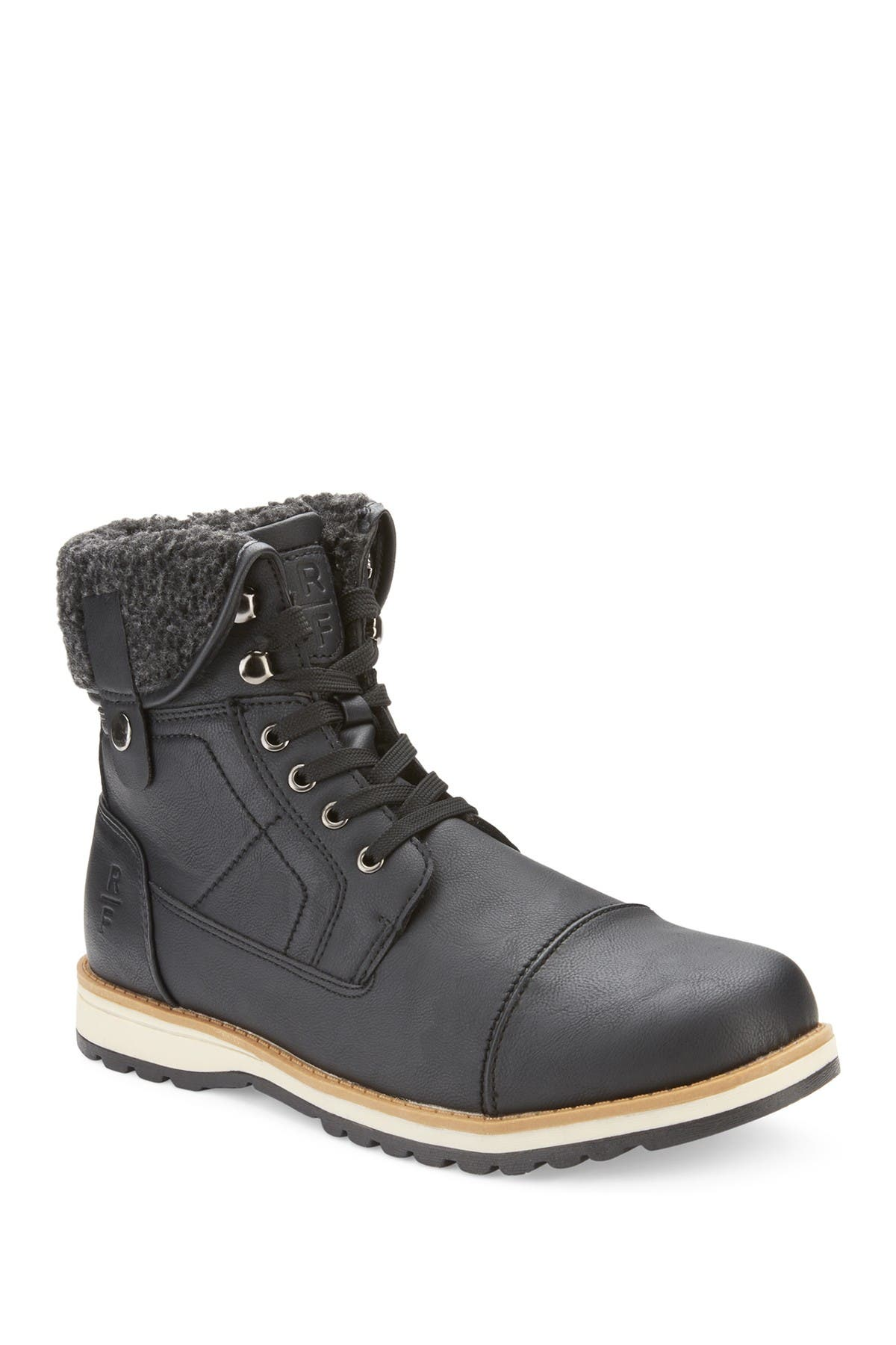 Image of Reserved Footwear Faux Fur Lined Mid Boot