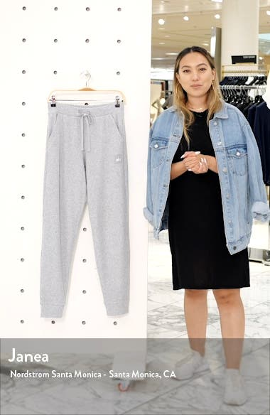 Muse Ribbed High Waist Sweatpants, sales video thumbnail