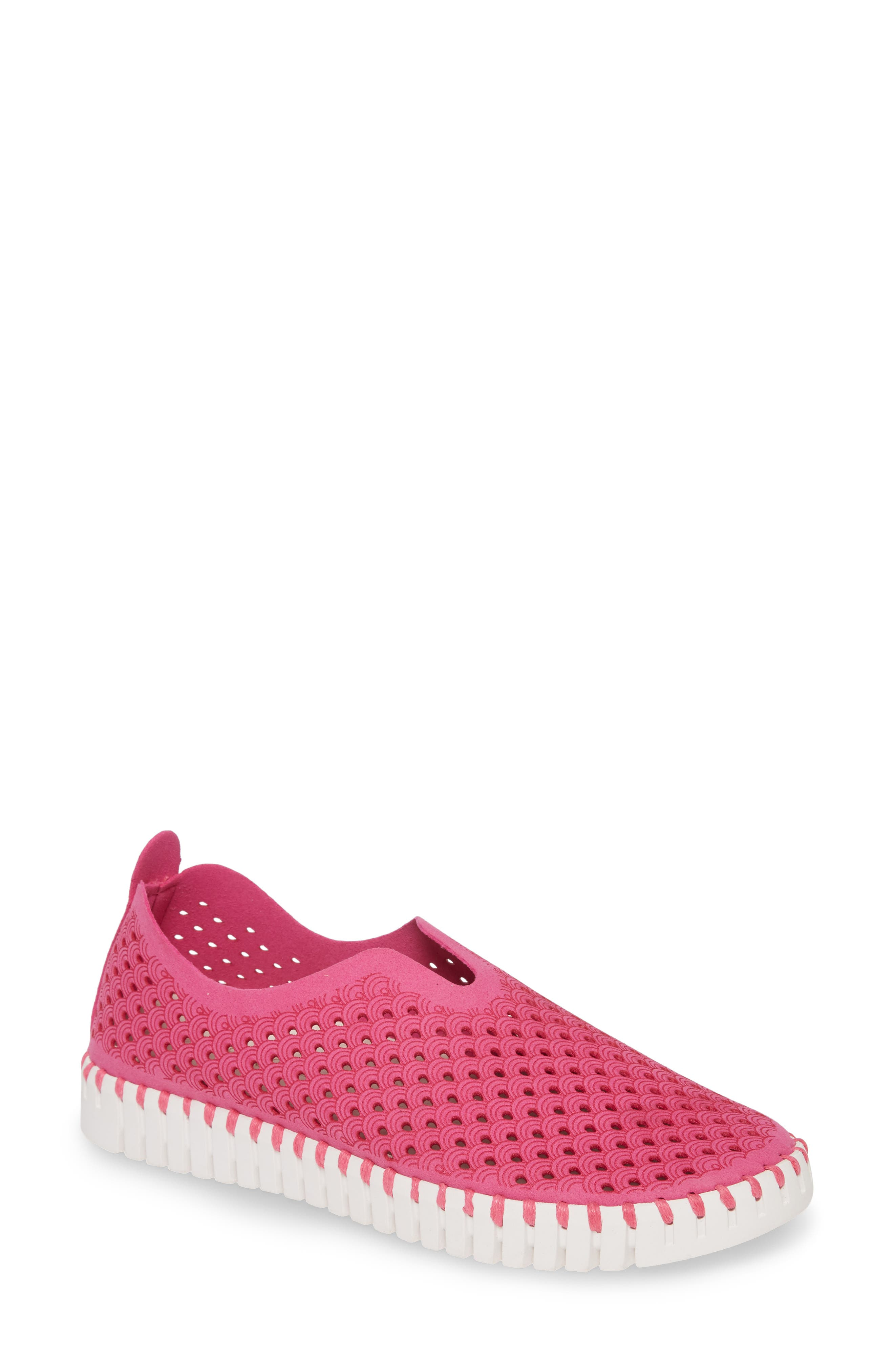 Ilse Jacobsen Tulip 139 Perforated Slip-On Sneaker (Women)