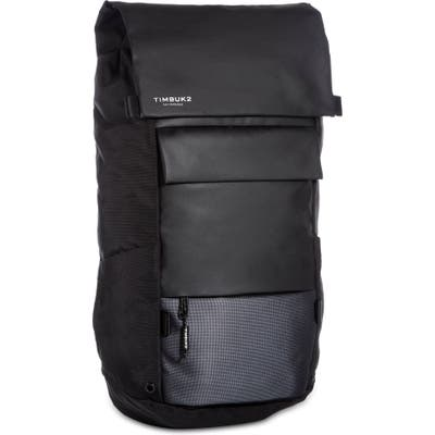 Timbuk2 Robin Water Resistant Laptop Backpack - Black