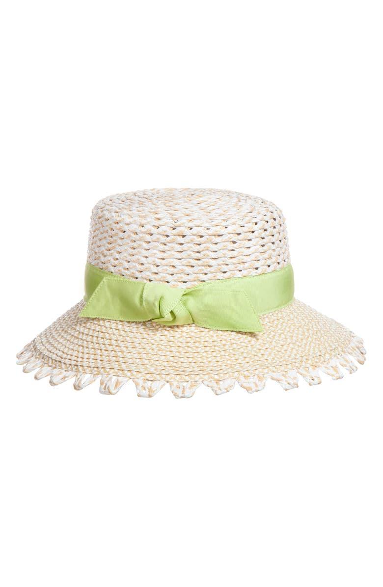 ERIC JAVITS Montauk Squishee<sup>®</sup> Sun Hat, Main, color, 100