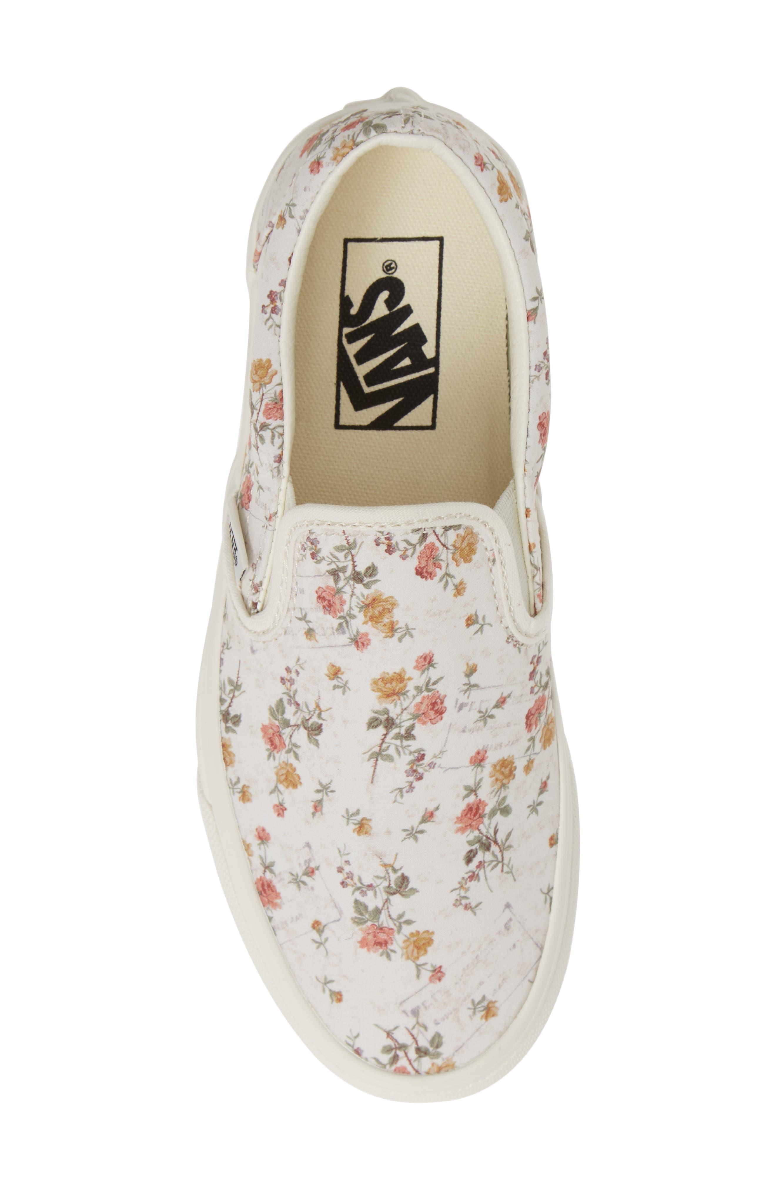 ,                             Classic Slip-On Sneaker,                             Alternate thumbnail 483, color,                             104