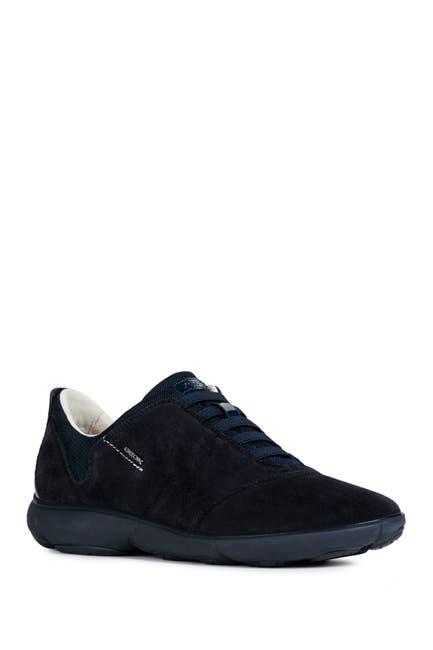 Image of GEOX Nebula Suede Sneaker