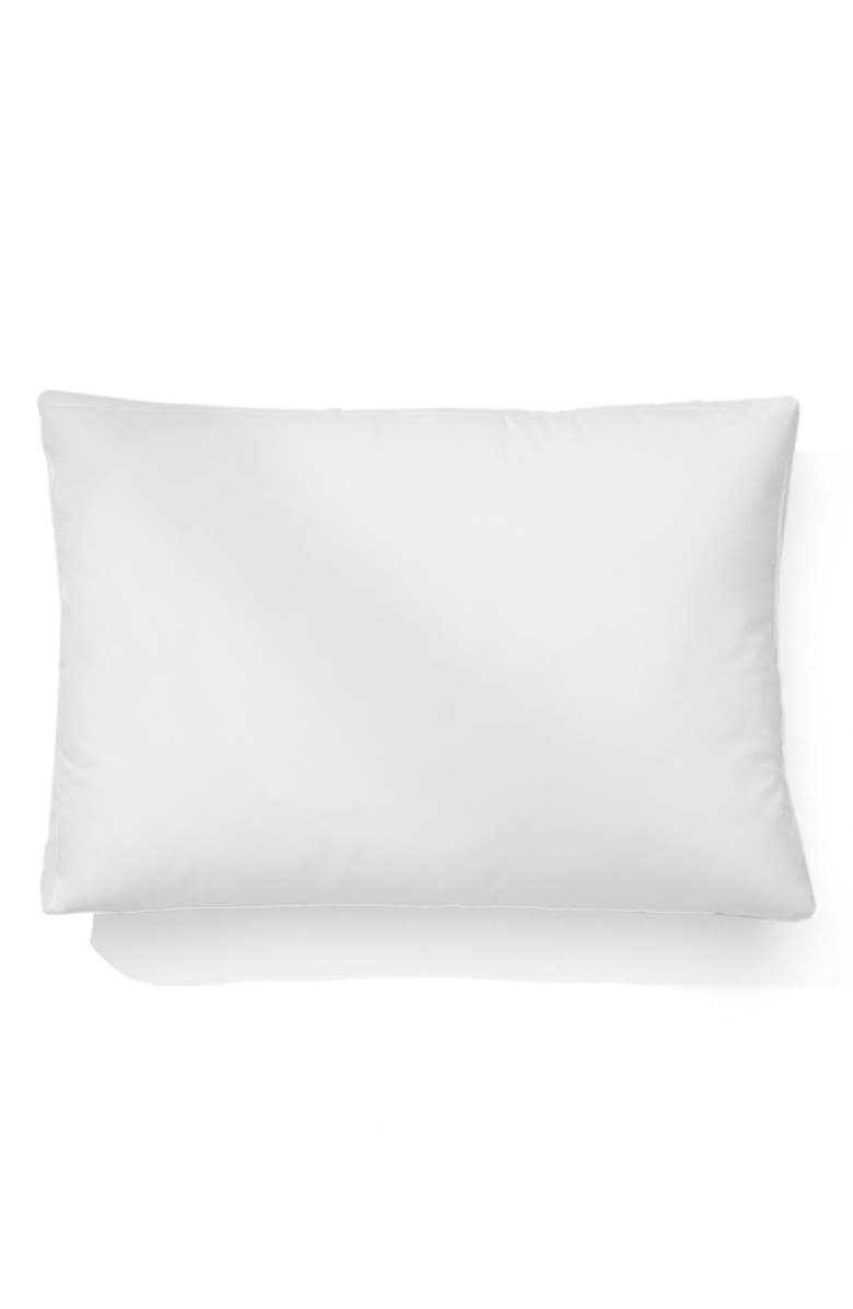 CASPER The Nap Pillow, Main, color, WHITE