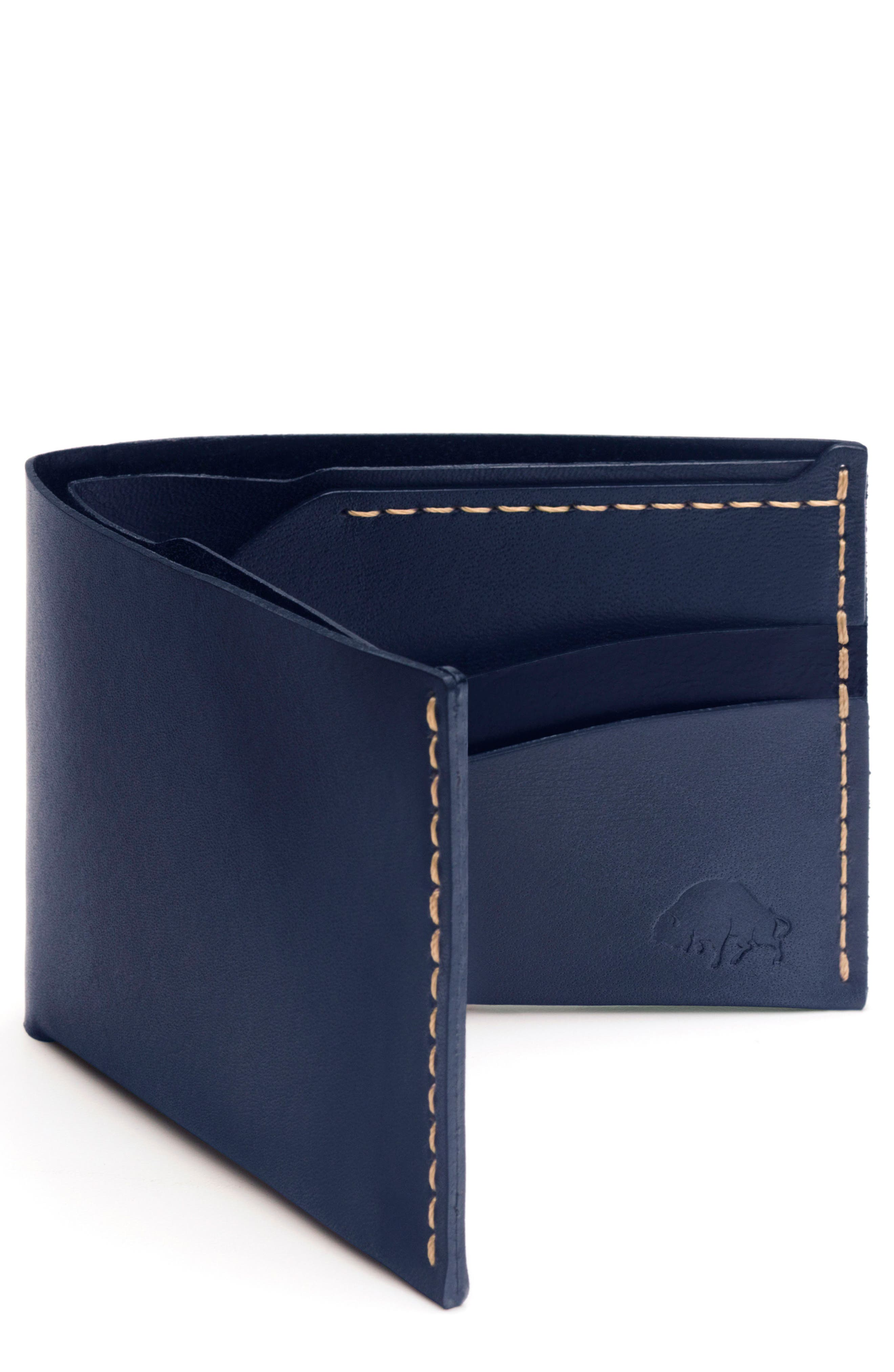 No. 6 Leather Wallet