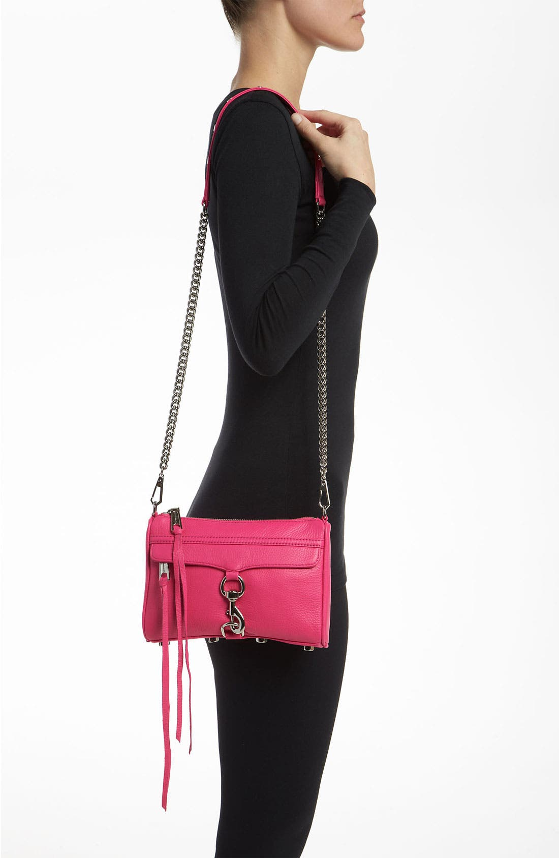 ,                             'Mini MAC' Shoulder Bag,                             Alternate thumbnail 5, color,                             675