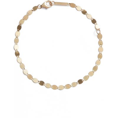 Lana Jewelry Nude Link Bracelet
