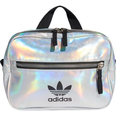 Adidas Originals Mini Airliner Metallic Backpack - Metallic