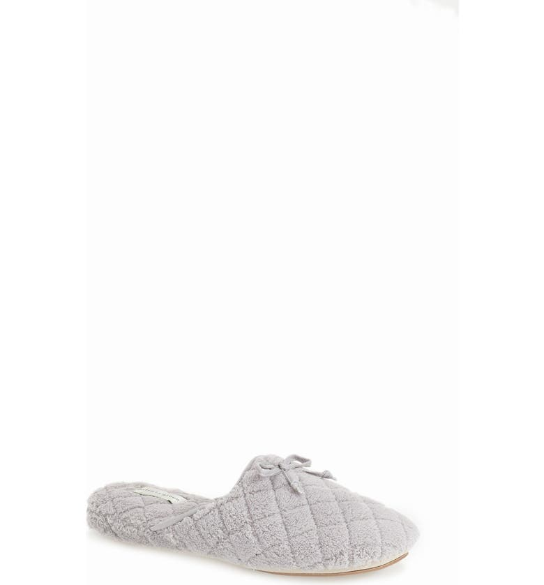 PATRICIA GREEN patricia green Chloe Slipper, Main, color, PEARL GREY
