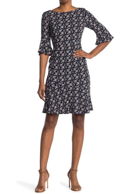 Image of BODEN Flippy Pencil Dress
