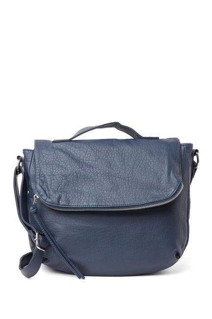 Image of Co-Lab Foldover Messenger Bag