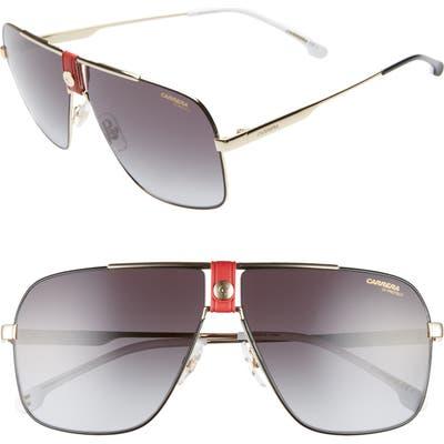 Carrera Eyewear 6m Navigator Sunglasses - Gold Red