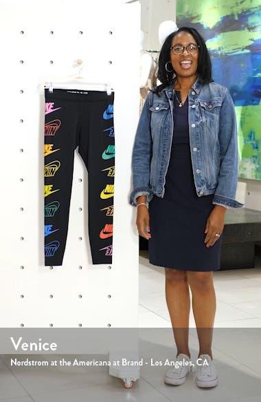 Sportswear Leg-A-See Women's Leggings, sales video thumbnail