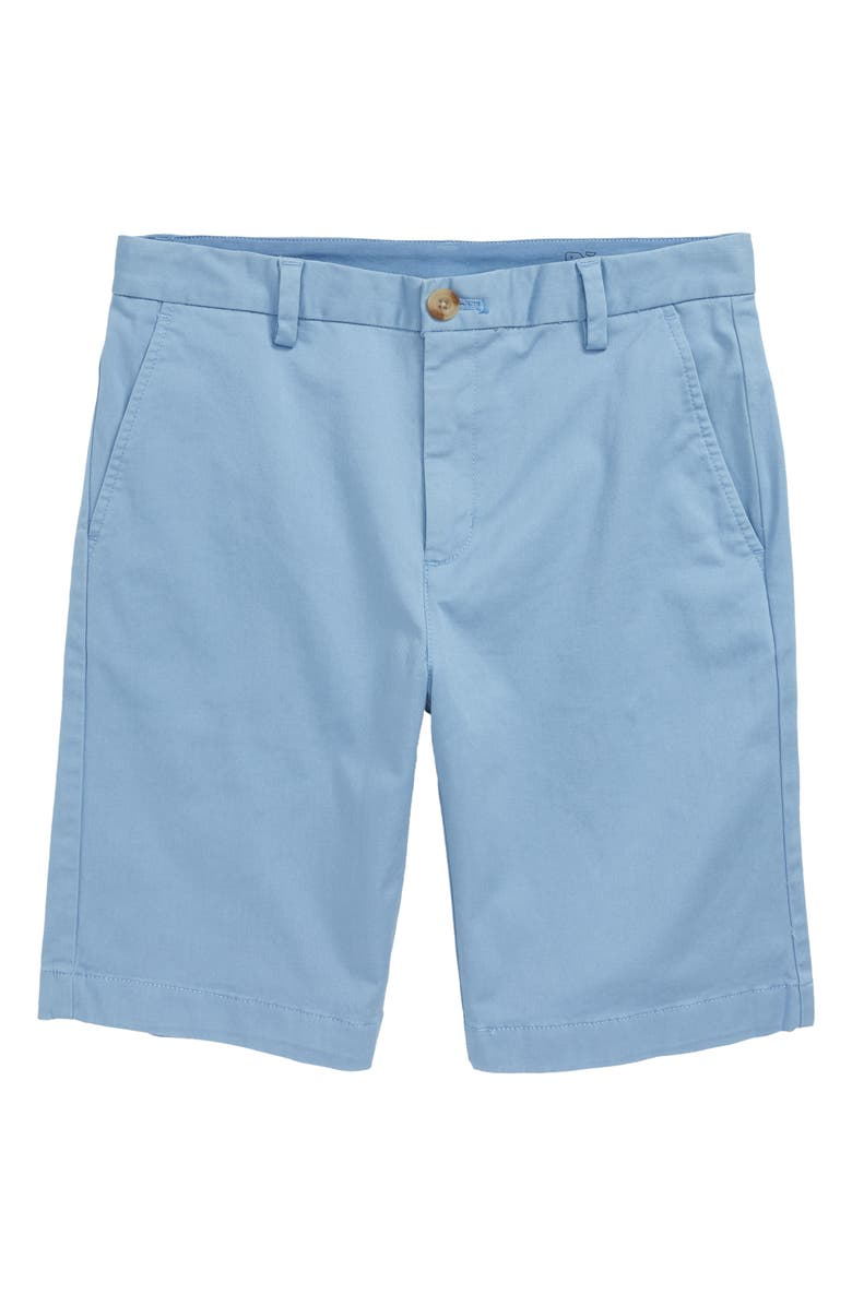 VINEYARD VINES Stretch Breaker Shorts, Main, color, COASTLINE