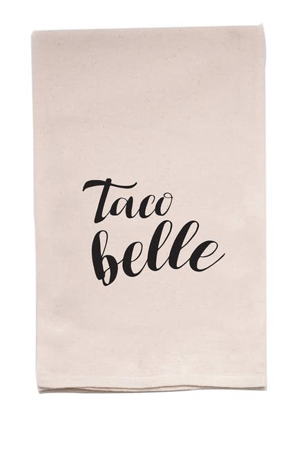 Image of ellembee Home Taco Belle Tea Towel