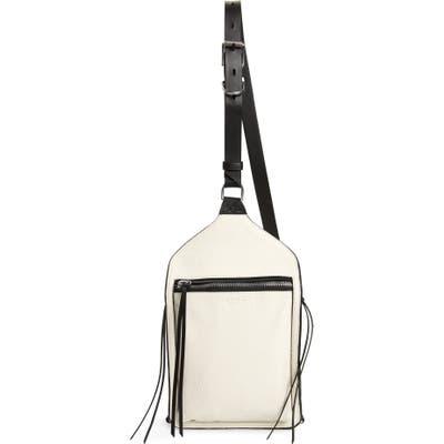 Rag & Bone Elliott Sling Leather Bag - White