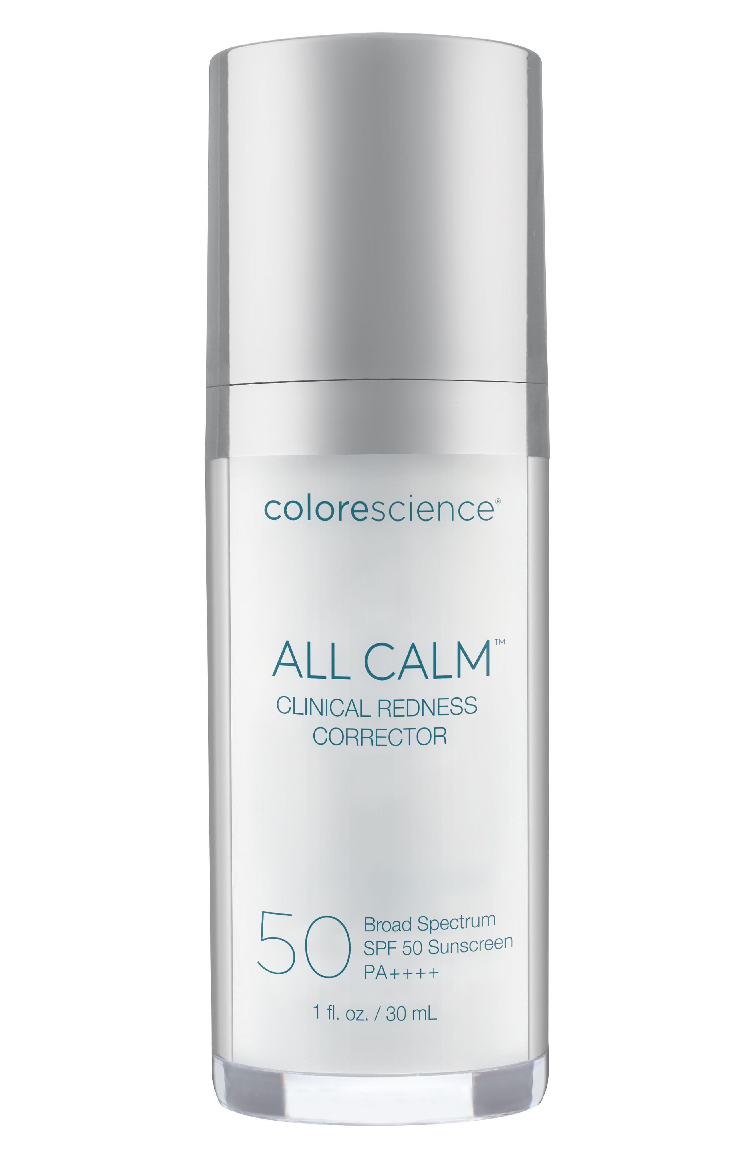 Colorescience All Calm(TM) Clinical Redness Corrector Spf 50 Pa++++