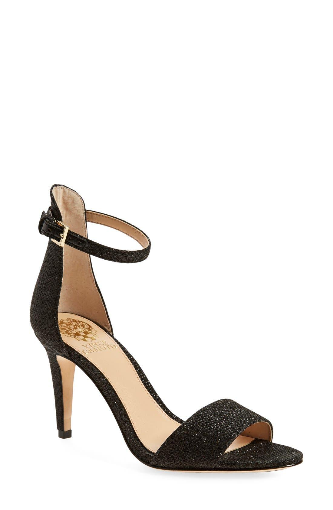 ,                             'Court' Ankle Strap Sandal,                             Main thumbnail 11, color,                             003