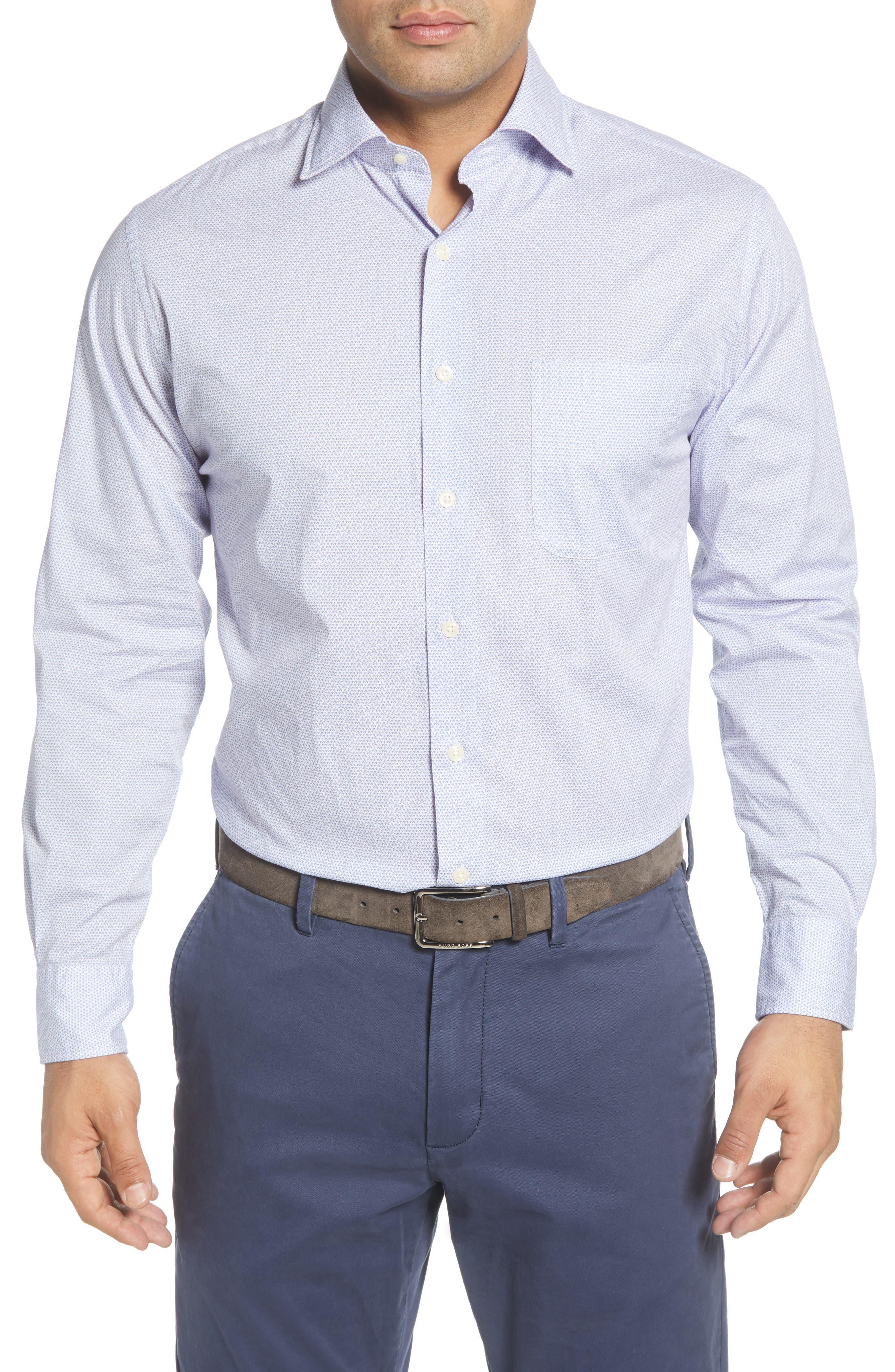 Image of Peter Millar Tybee Breeze Regular Fit Shirt