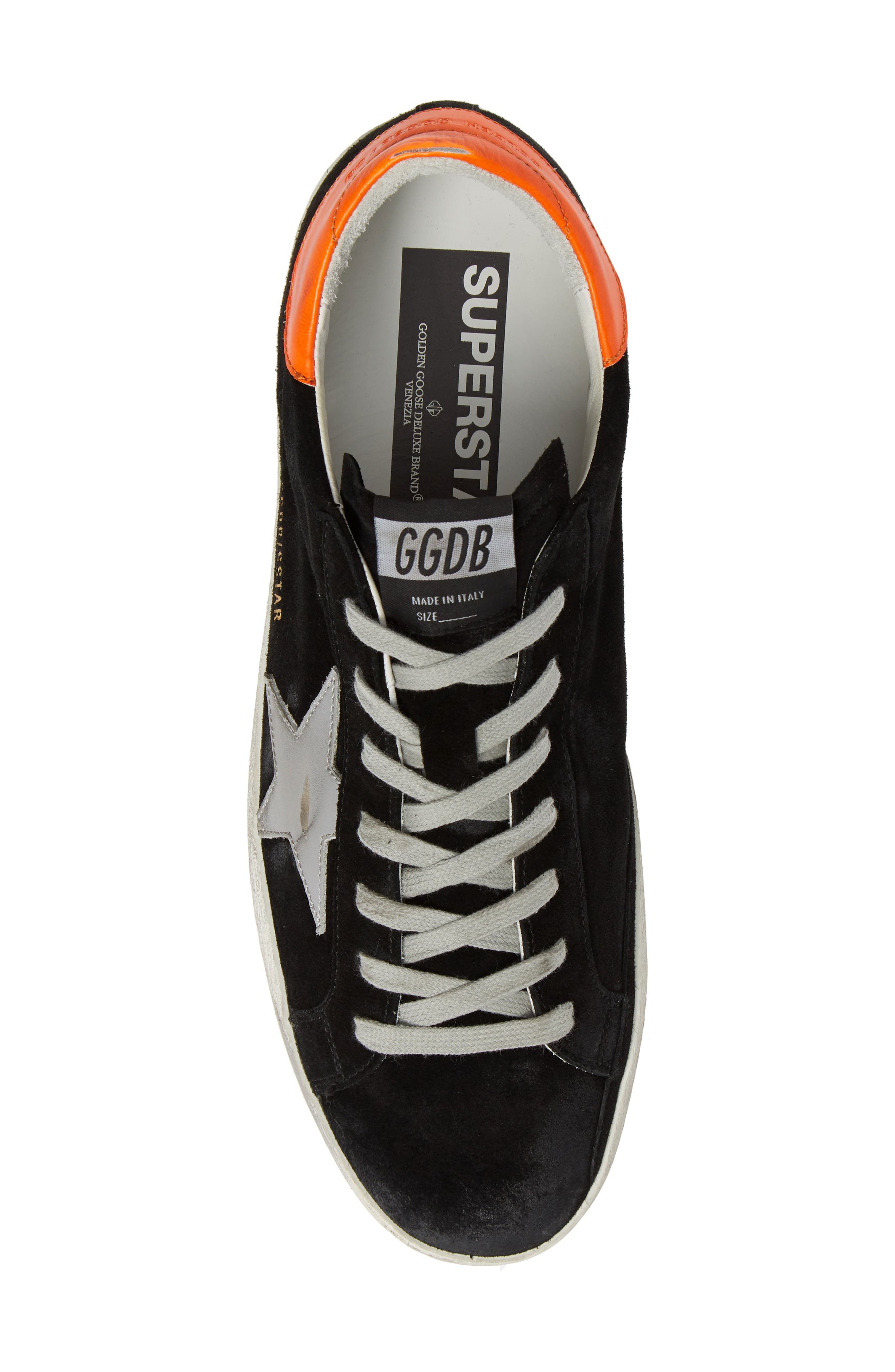 ,                             'Superstar' Sneaker,                             Alternate thumbnail 17, color,                             016