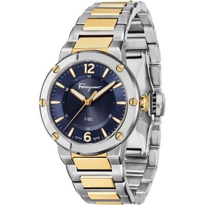 Salvatore Ferragamo F-80 Bracelet Watch,