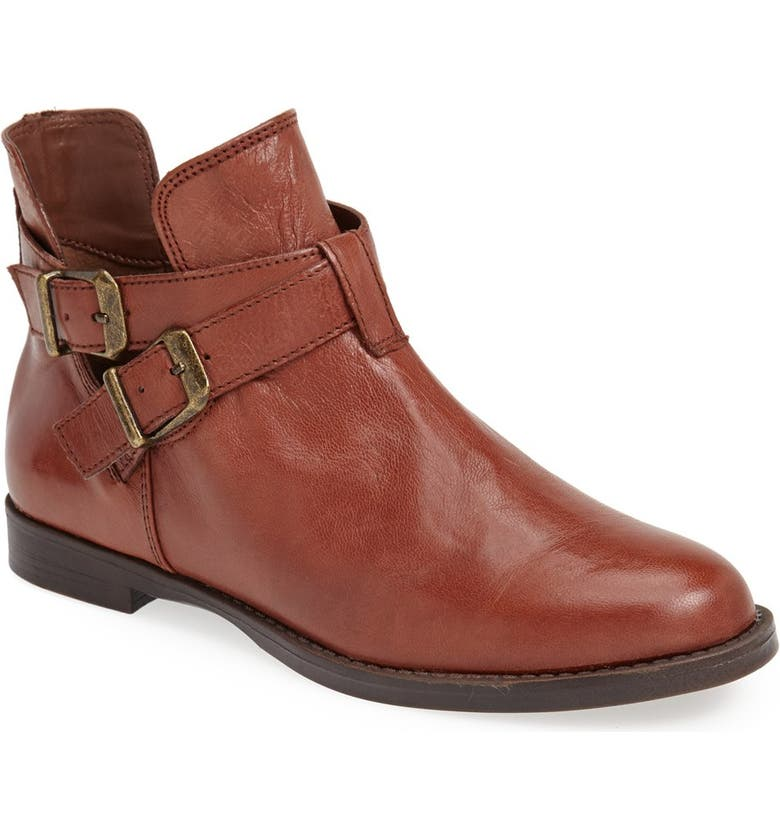 BELLA VITA 'Raine' Leather Bootie, Main, color, 204