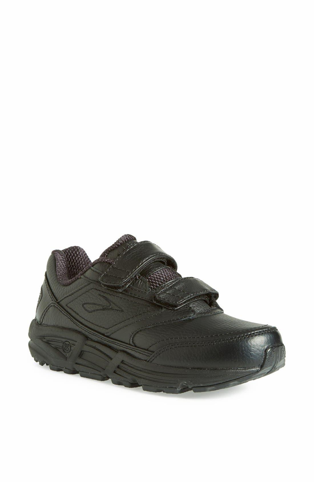 ,                             'Addiction' Walking Shoe,                             Main thumbnail 1, color,                             BLACK