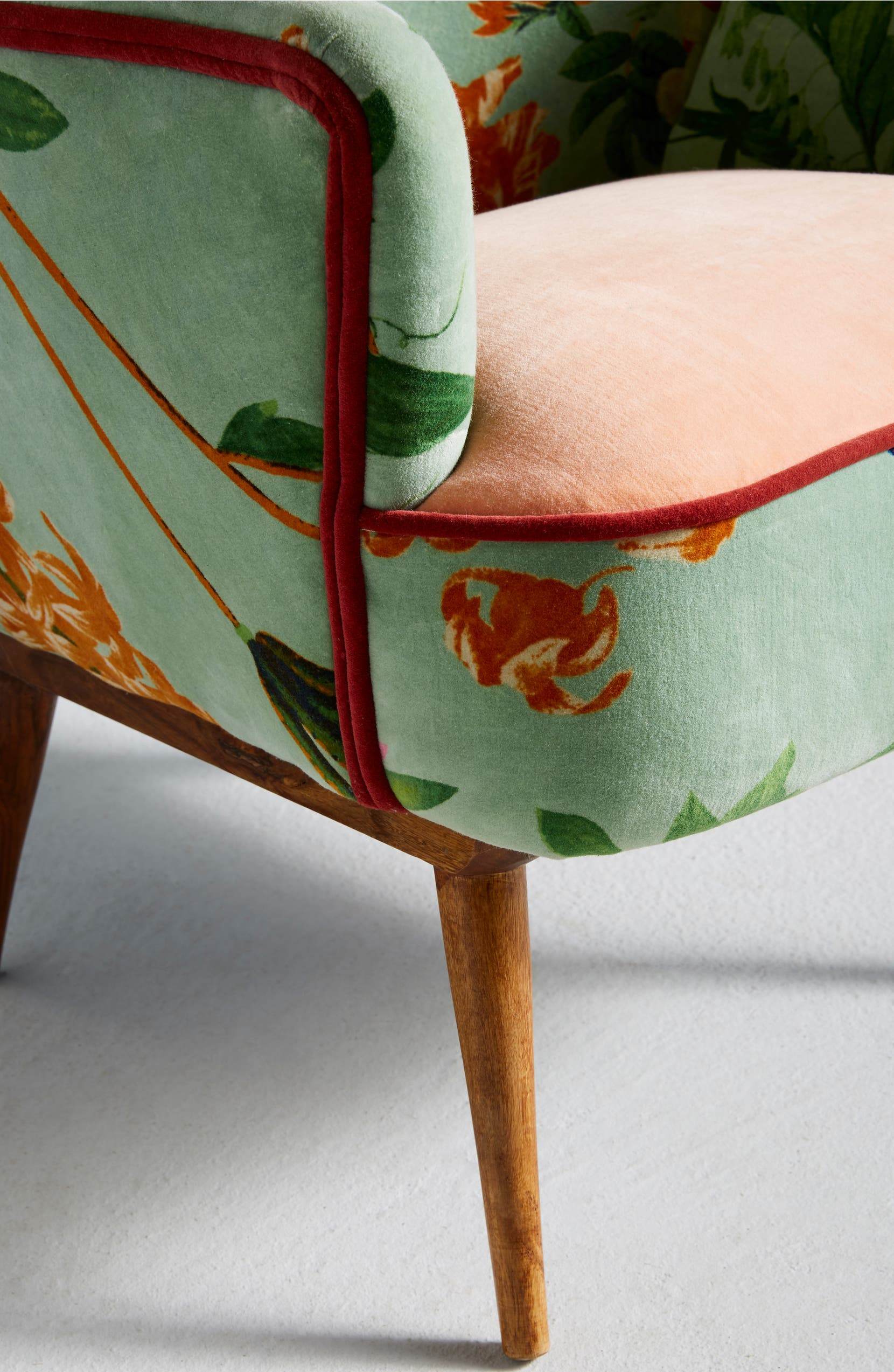 Groovy Anthropologie Floret Accent Chair Nordstrom Gamerscity Chair Design For Home Gamerscityorg