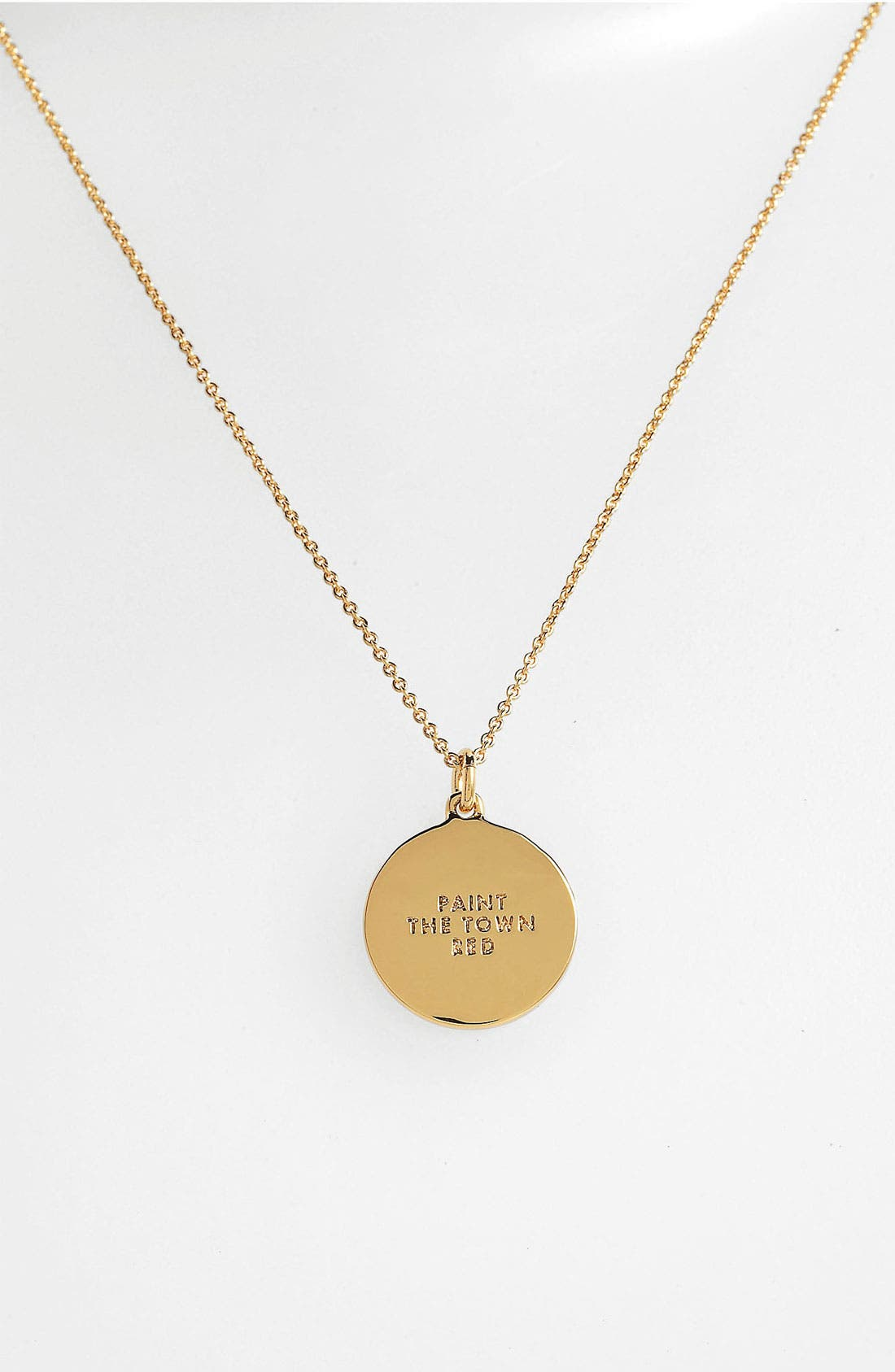 ,                             'idiom' reversible pendant necklace,                             Alternate thumbnail 8, color,                             600