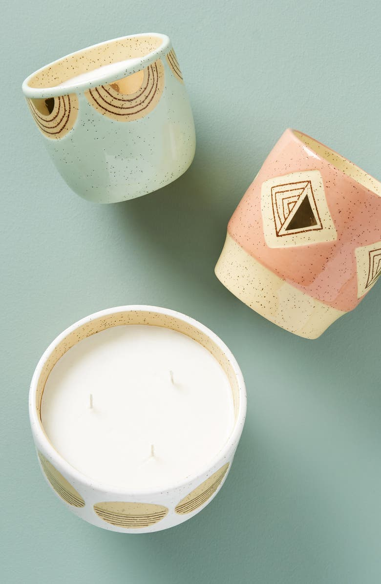 ANTHROPOLOGIE HOME Anthropologie Ontario Candle, Main, color, 100