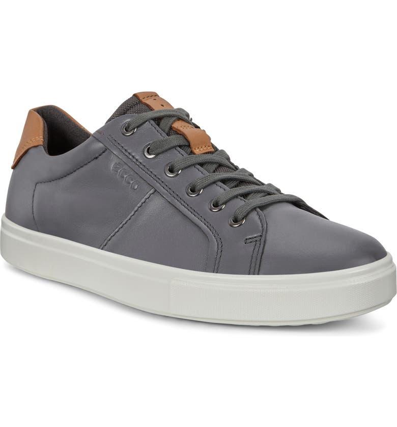 ECCO Kyle Classic Sneaker, Main, color, DARK SHADOW