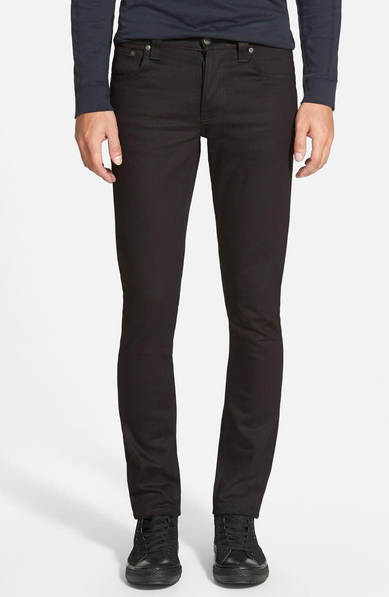 NUDIE JEANS 'Grim Tim' Slim Fit Jeans, Main, color, 007