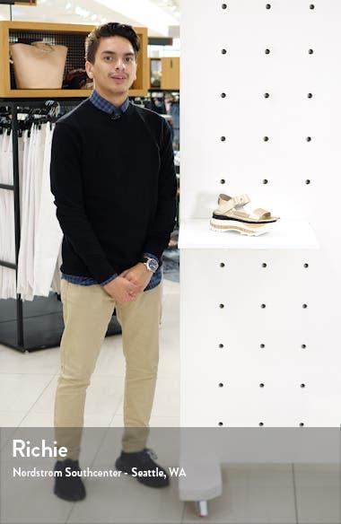 Wedge Sport Platform Sandal, sales video thumbnail