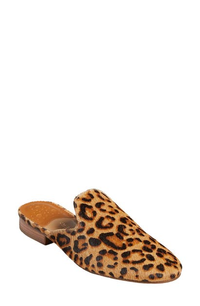 Jack Rogers DELANEY GENUINE CALF HAIR MULE