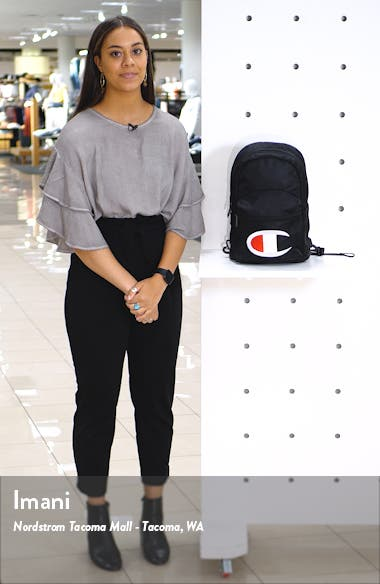 Cadet Mini Crossover Backpack, sales video thumbnail