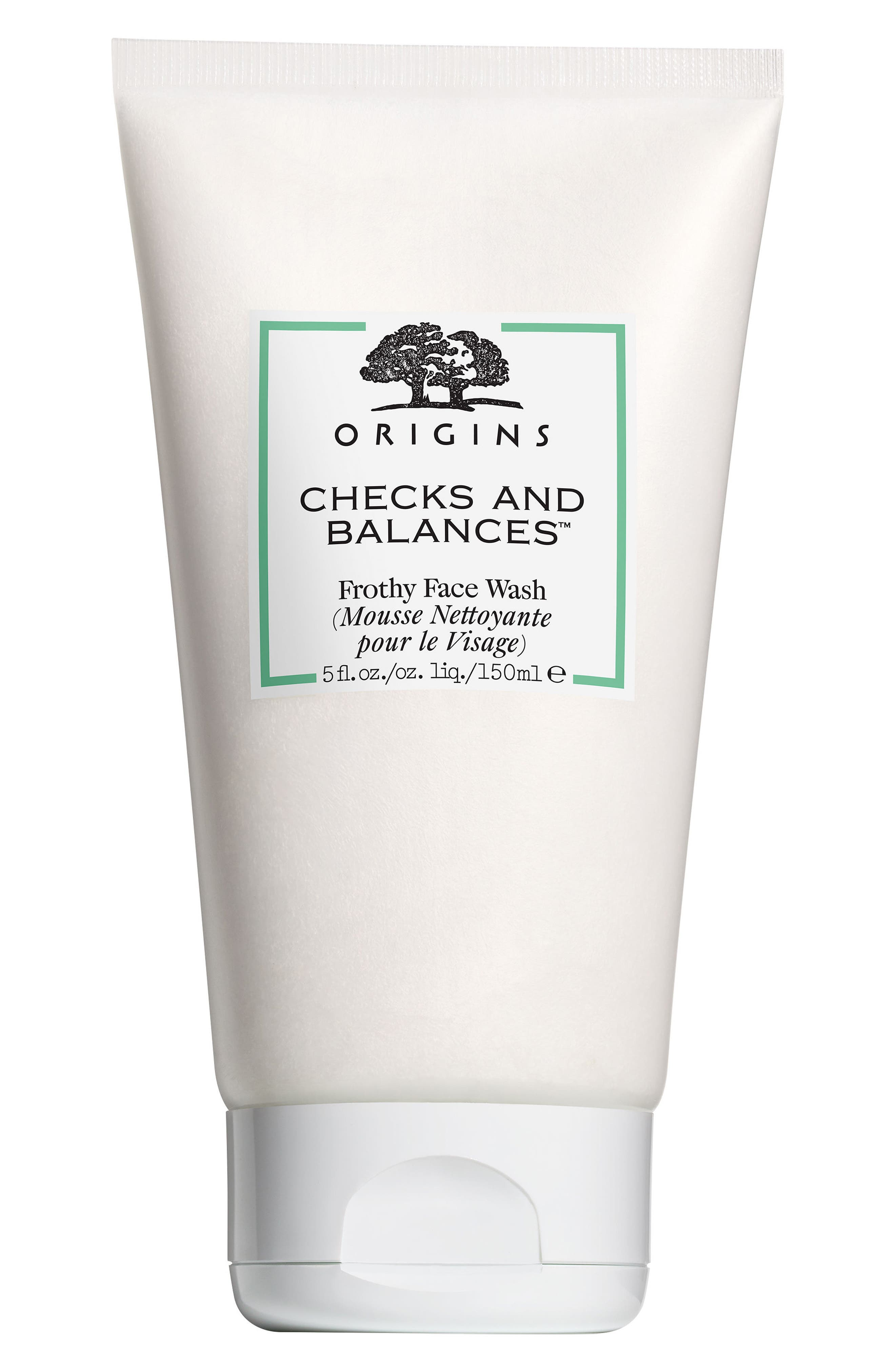 Checks and Balances™ Frothy Face Wash Cleanser   Nordstrom