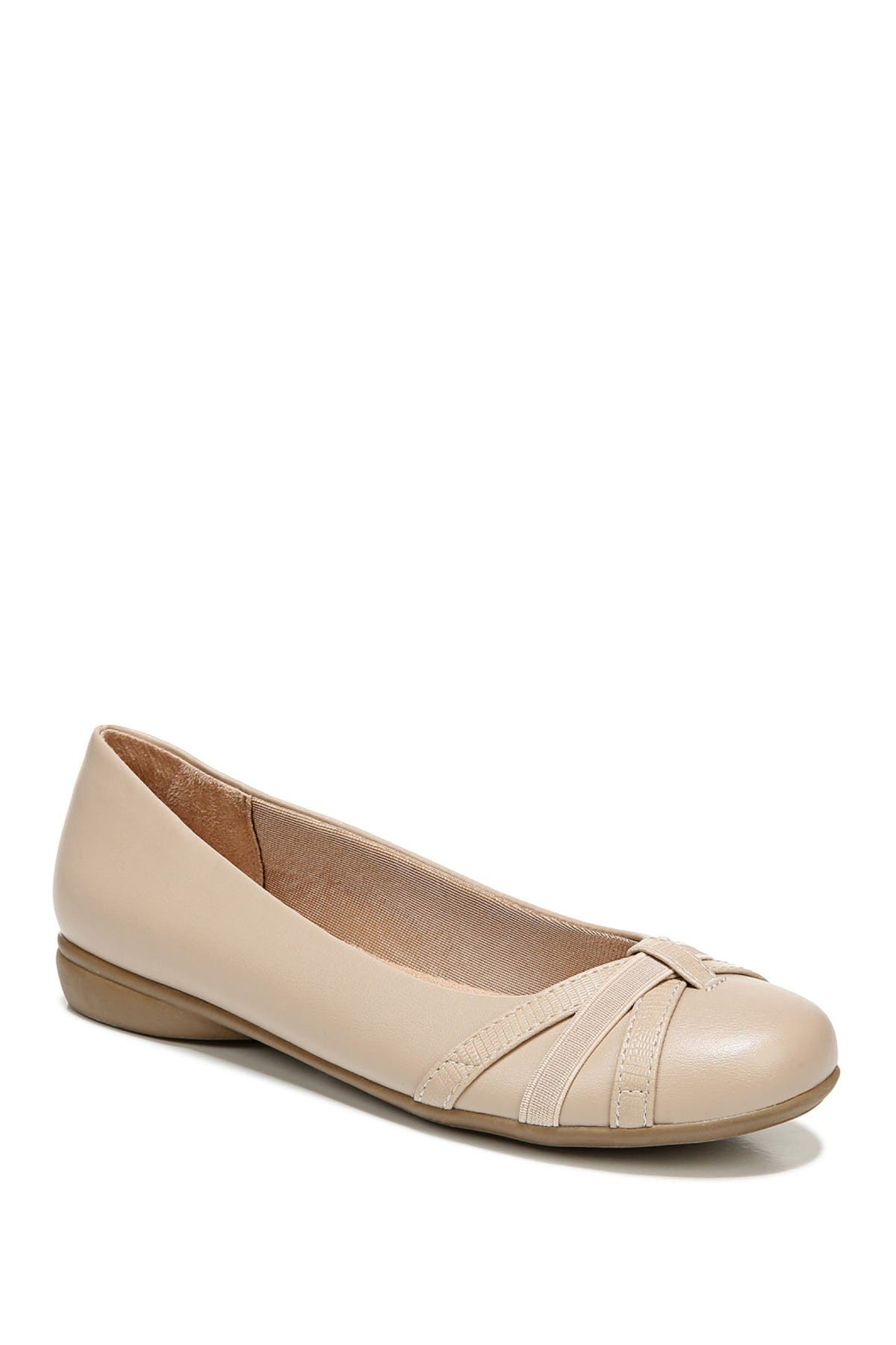 Lifestride Abigail Flat In Taupe