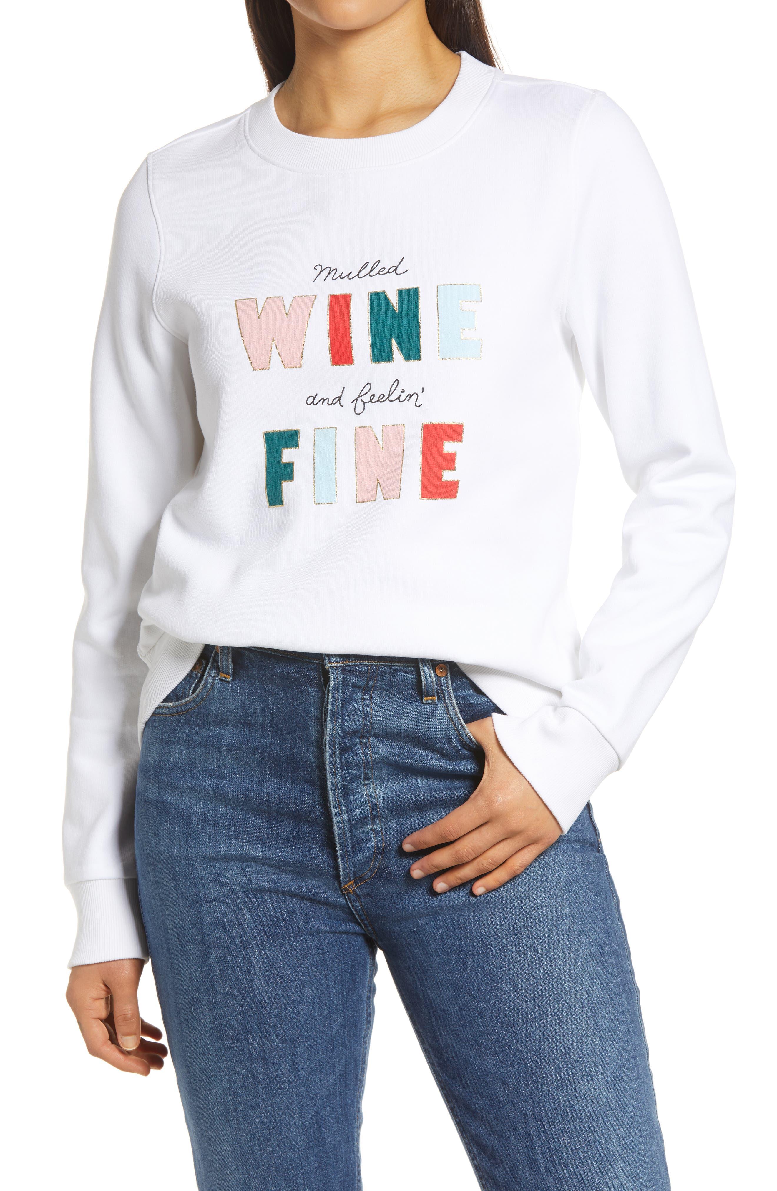 1901 Mulled Wine Graphic Sweatshirt   Nordstrom