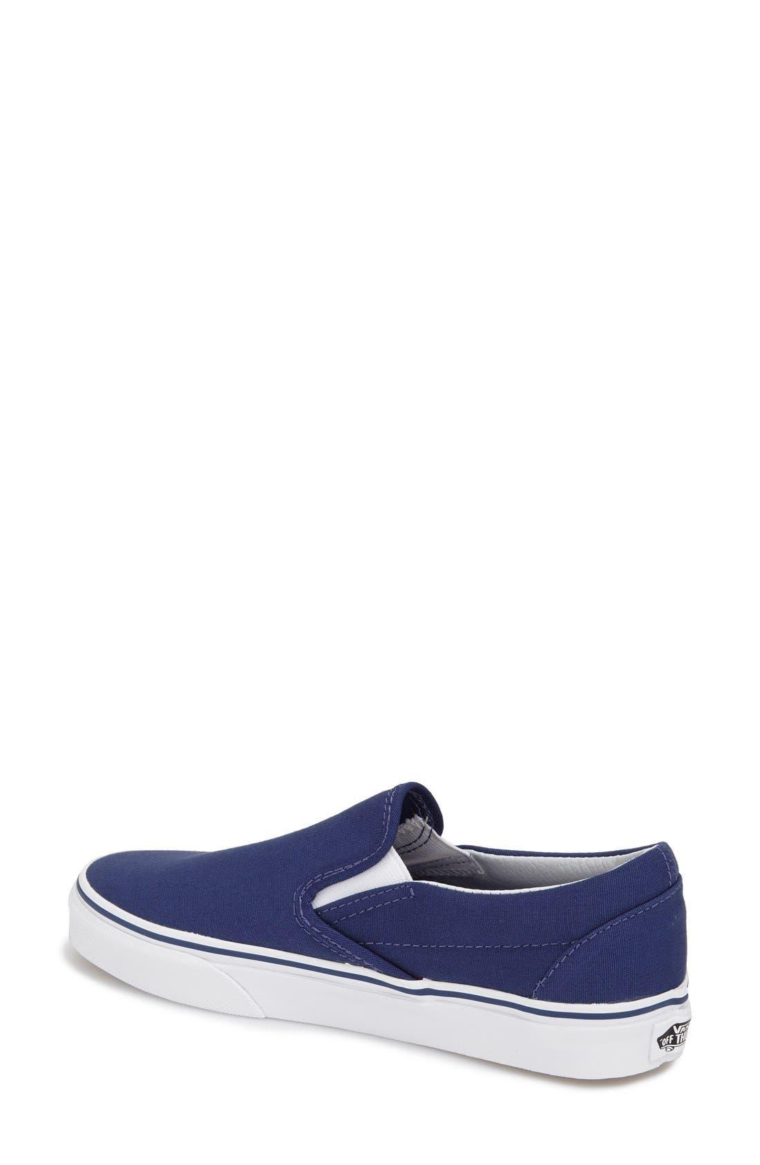 ,                             Classic Slip-On Sneaker,                             Alternate thumbnail 362, color,                             420