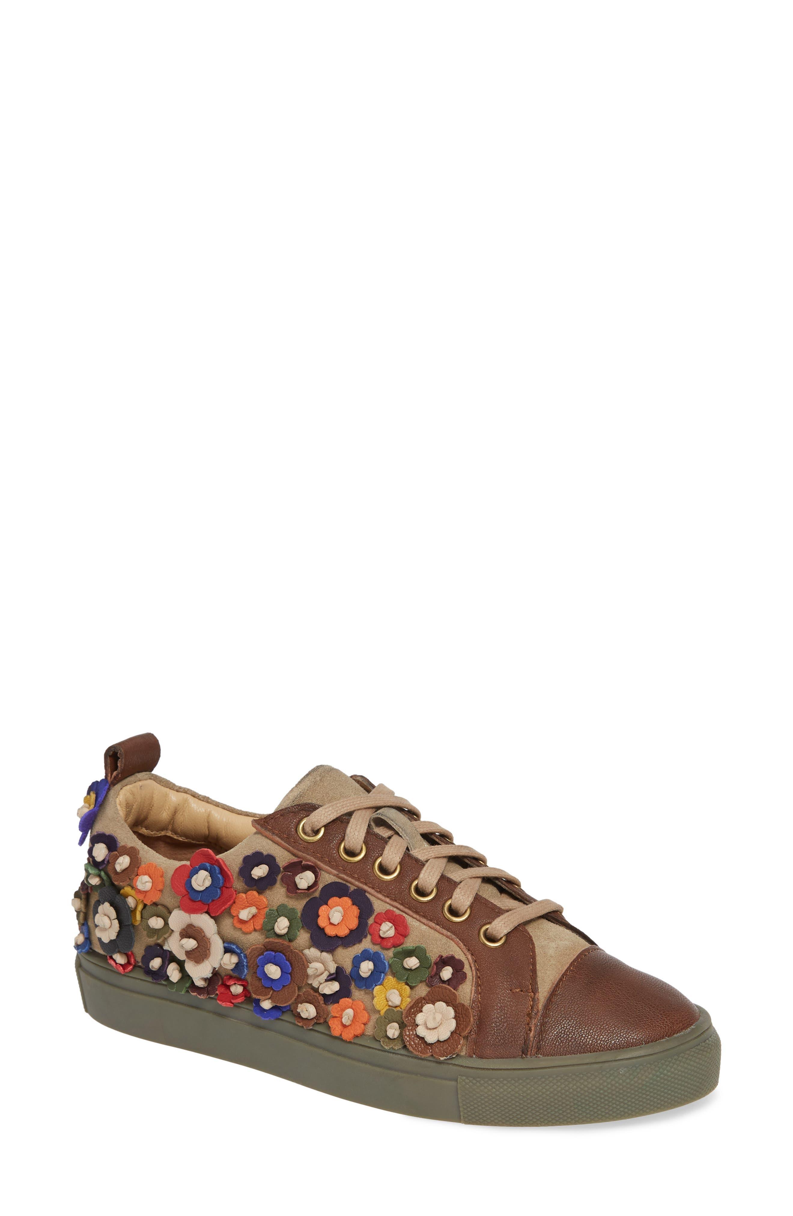 Sheridan Mia Satyr Sneaker - Brown