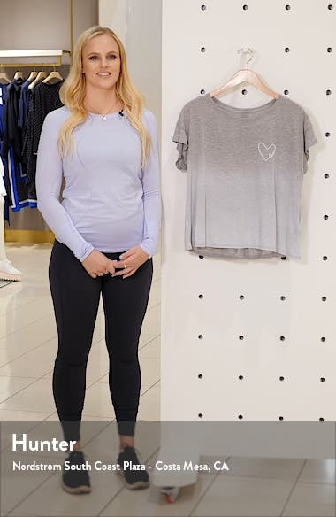 Claire Love In Heart Graphic Tee, sales video thumbnail