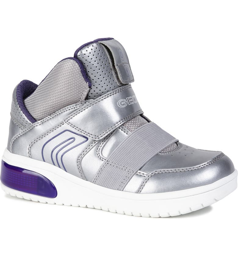 Geox Xled Light Up Sneaker (Little Kid & Big Kid) | Nordstrom