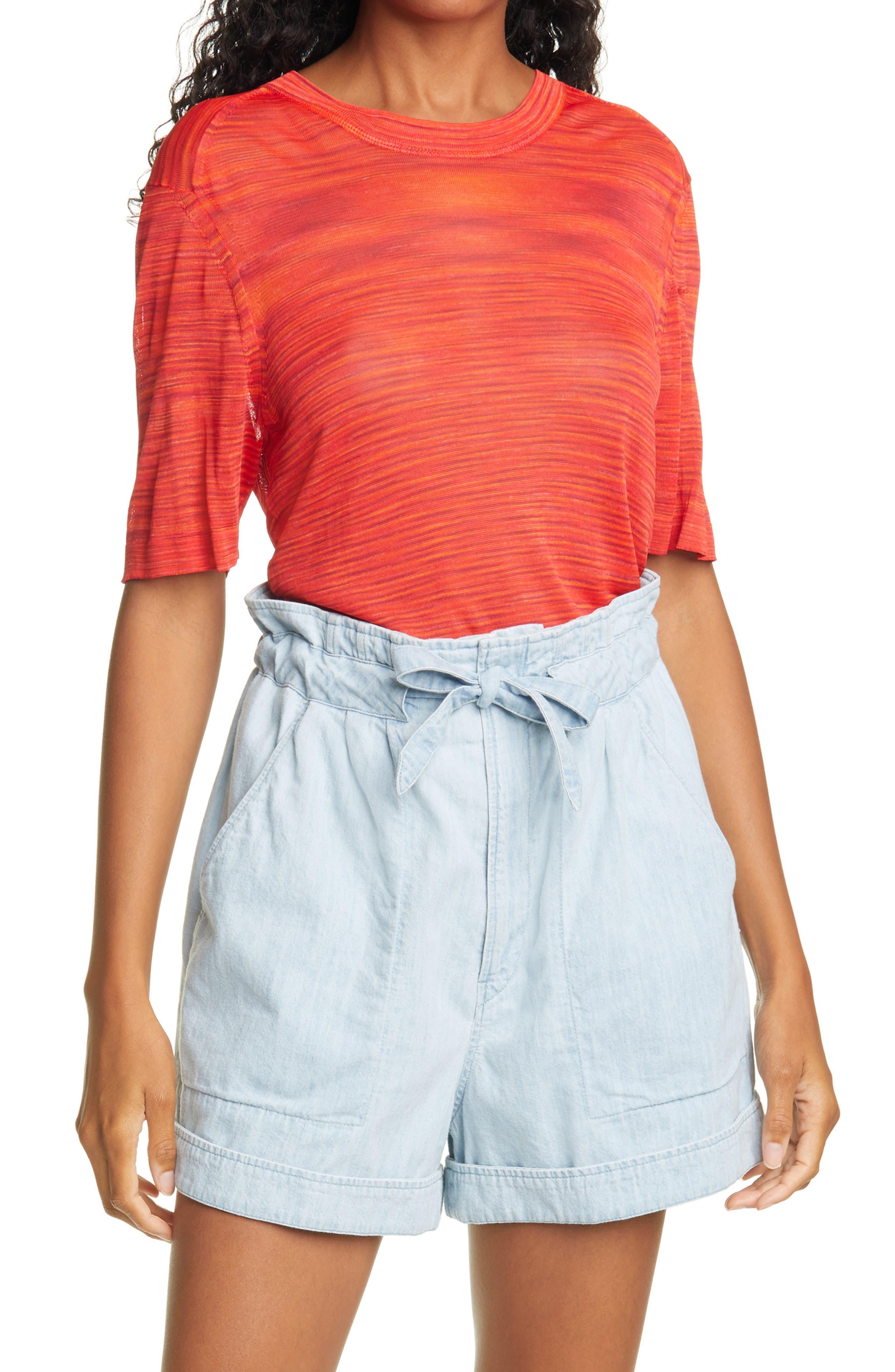 Women's Isabel Marant Etoile Alice Space Dye T-Shirt